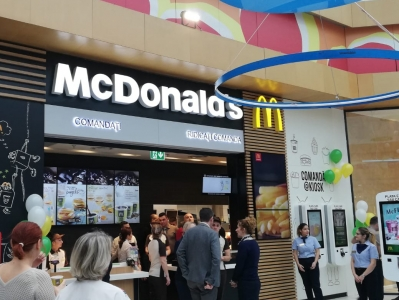 Imagine  | Restaurant McDonald's Feeria
